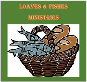 Loaves and Fishes Graphic