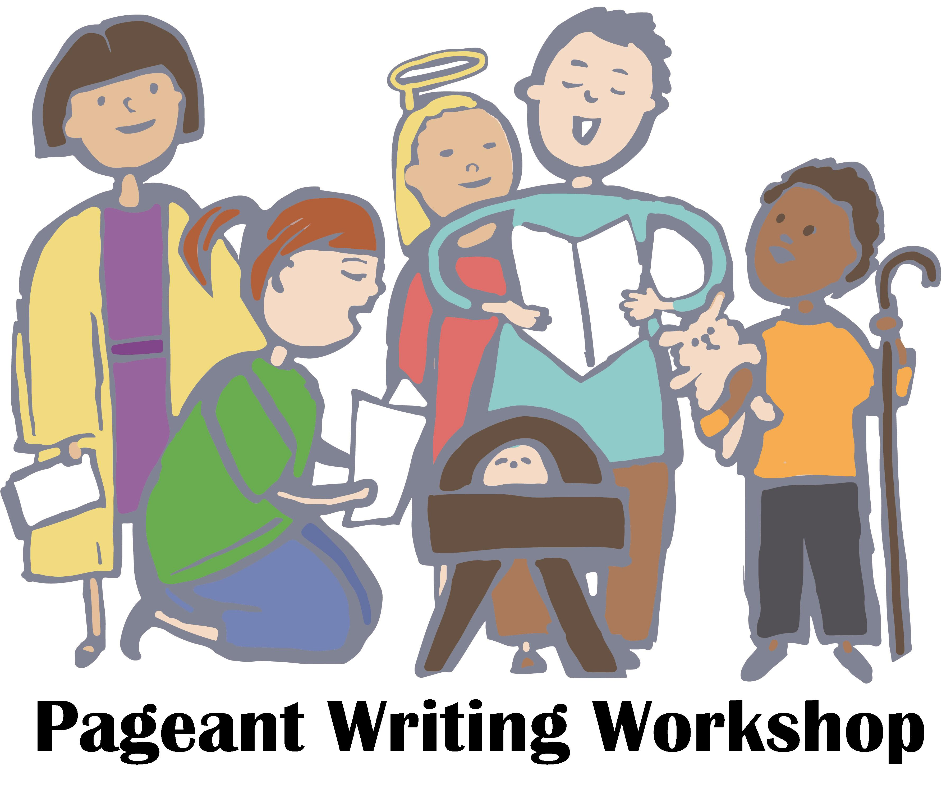 Christmas Pageant.Children S Christmas Pageant Writing Workshop The