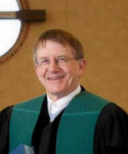 Rev. Dr. Robert Carlson