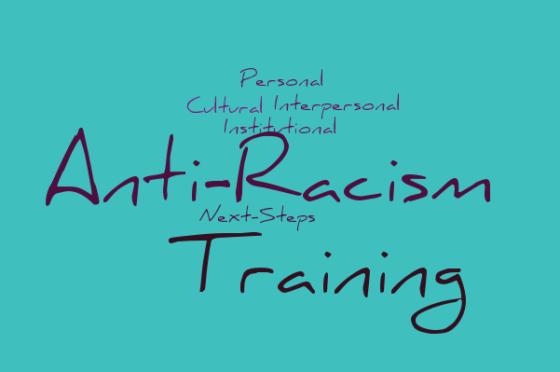 anti-racism graphic